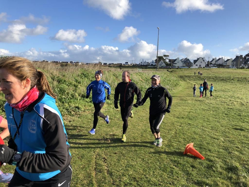 Merci aux accompagnateurs (Christelle, Nico, Patrick, Nathalie), précieux soutiens aux athlètes lors de leur course
